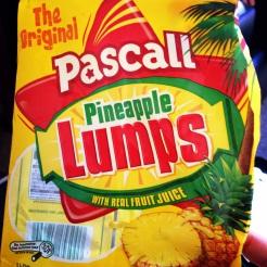 Pineapple Lumps are dangerous!
