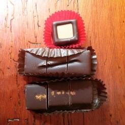 Chocolatey decadence!