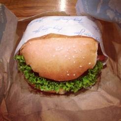 Ferg burger. Yasss!